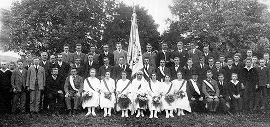 1922-fahnenweihe