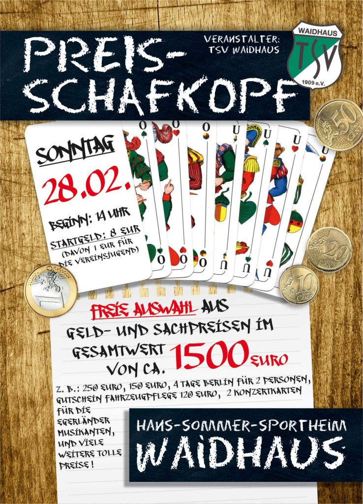 Preisschafkopf-2016
